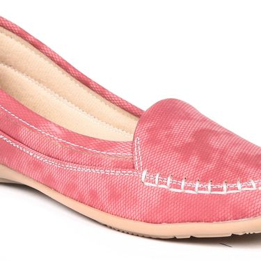 Ten Denim Red Loafers -ts216