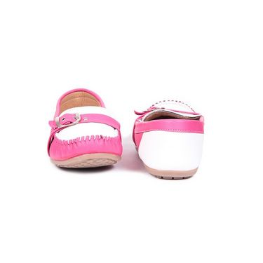 Ten Leather 074 Women's Loafers - Pink