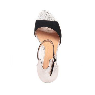 Ten Suede 180 Women's Sandals - Black