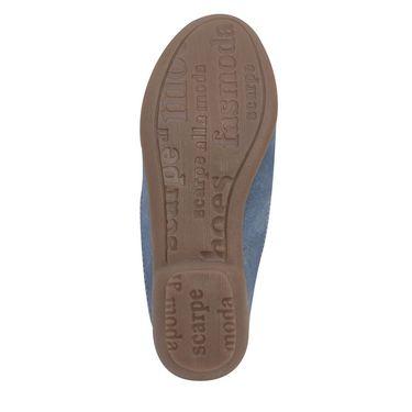 Ten  Denim Blue Sandals -ts230