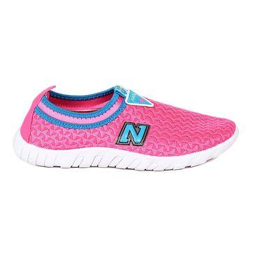 Ten Mesh Pink Womes Sports Shoes -ts332