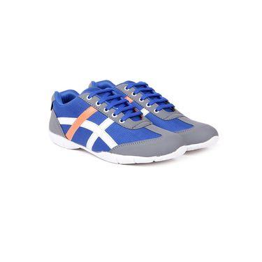 Ten Fabric Blue Sports Shoes -ts161