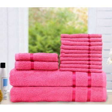 Storyathome Set of 14 Pc Towel Set-TW1201