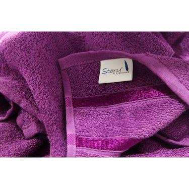 Set of 2 Storyathome 100% Cotton Hand Towel