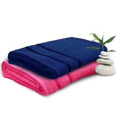 Set of 2 Storyathome Cotton Bath Towel-TW_1202-L_1207-X