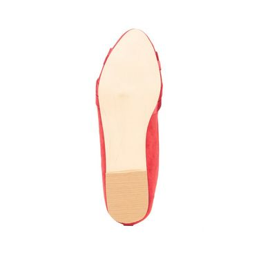 Ten Suede 207 Bellies - Red