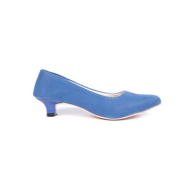 Ten Suede Leather 005 Bellies - Blue