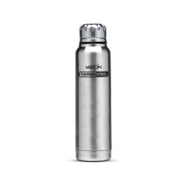 Milton Thermosteel Slender 500 Flask-Steel FG-TMS-FIS-0043