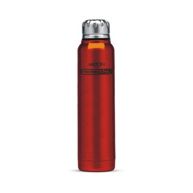 Milton Thermosteel Slender 750 Flask-Red FG-TMS-FIS-0050
