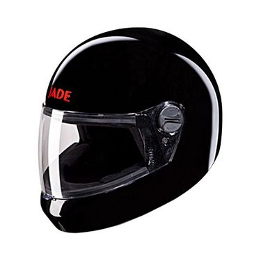 Studds - Full Face Helmet - Jade (Black) [Large - 58 cms]