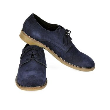 Tommy hilfiger  Synthetic Leather Casual  Shoes Blue