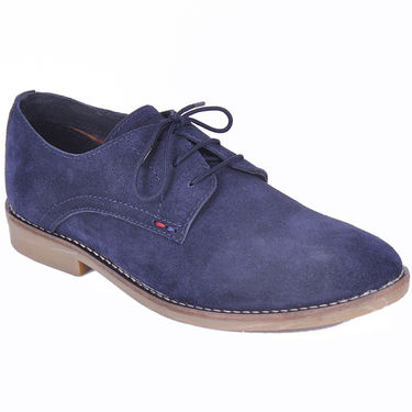 Suede Leather Purple Casual Shoes -ow05