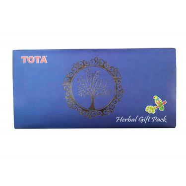 Tota New Herbal Gift Pack Blue