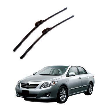 Autofurnish Frameless Wiper Blades for Toyota Corolla Altis (D)24