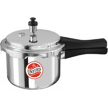United Outerlid Pressure Cooker Elegance 7.5 Ltr