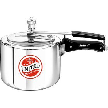 United Innerlid Pressure Cooker Regular Tall Body 3 Ltr
