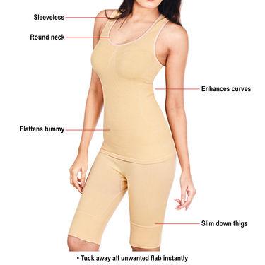 Get In Shape Look Slim Bodysuit for Women