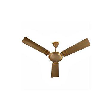 Usha Exxo Ceiling Fan (5 Star:1200mm) - Cognac Brown