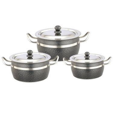 Set of 6 Klassic Vimal Powder Coated Antique Dish
