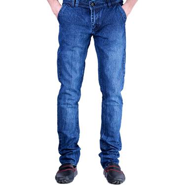 Velgo Club Pack of 2 Plain Regular Fit Jeans_NPG-JEN-44-46