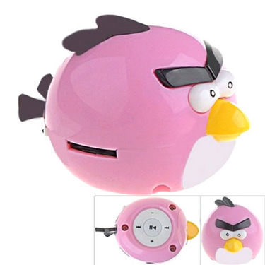Vizio Angry Bird MP3 Player