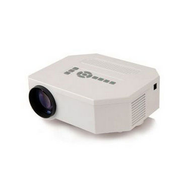 Vox VP01 LED Projector with HDMI Port & Built-in Speakers 150 LUX Brightness with Remote