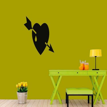 Heart Decorative Wall Sticker-WS-08-021