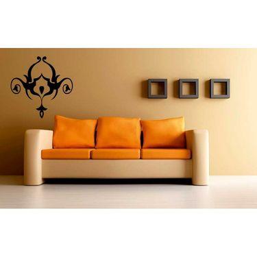 Black Decorative Wall Sticker-WS-08-029