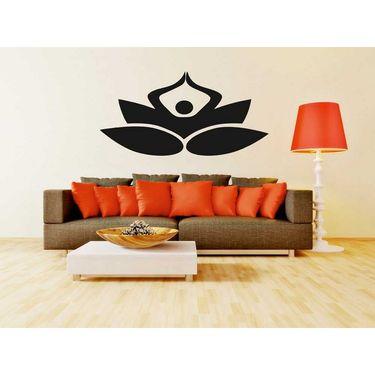 Black Decorative Wall Sticker-WS-08-049