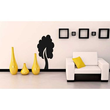 Tree Decorative Wall Sticker-WS-08-089