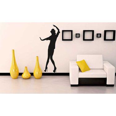 Dancing Boy Decorative Wall Sticker-WS-08-170