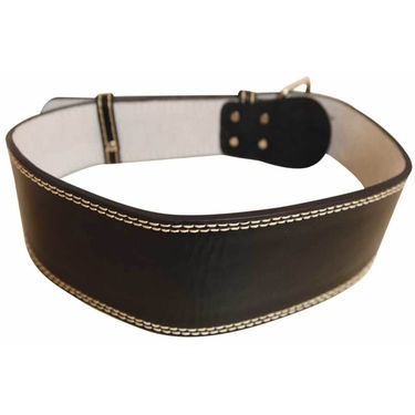Welcare Leather Slim Belt - 125Cm