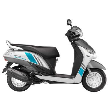 Yamaha Alpha Scooter - Drum Brake