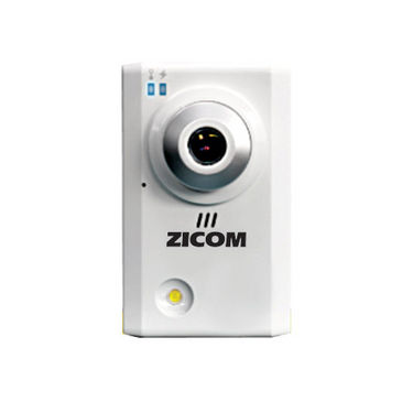Zicom's inTouch Push Video Alarm System (Xenia) - White