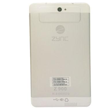Zync Z900 Quad Core 3G Calling Tablet (RAM:1GB ROM:8GB)- White