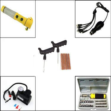 5 in 1 Car Emergency Kits