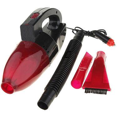 Air Compressor + Car Dent Remover + Car Vacuum Cleaner + Car Tyre Repair Kit