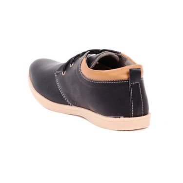 Foot n Style Leather Casual Wear Shoes fs334 FS334