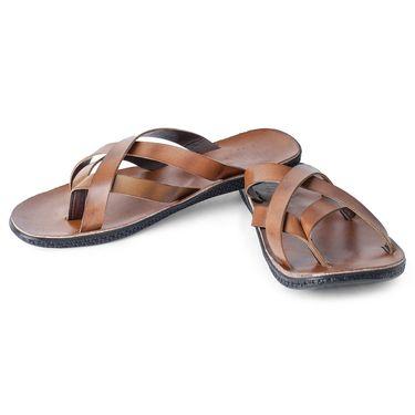 Foot N Style Brown Sandals _FS371
