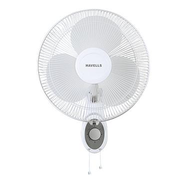 Havells Swing Platina 400 mm Wall Fan - White