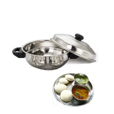 Klassic Vimal Multi Kadhai Idli Cooker