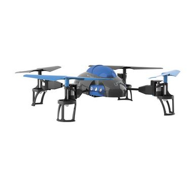Skyline 4 Ch UFO Quadcopter with Camera - Blue