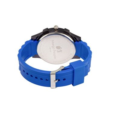 Mango People Analog Round Dial Watch For Unisex_mp035 - White