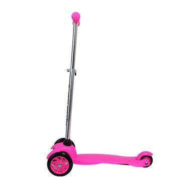 Kids 3-Wheel Twist Scooter - Pink