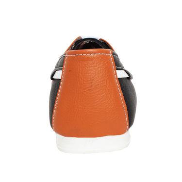 Detak Pvc Loafers Shoes -Rocky13