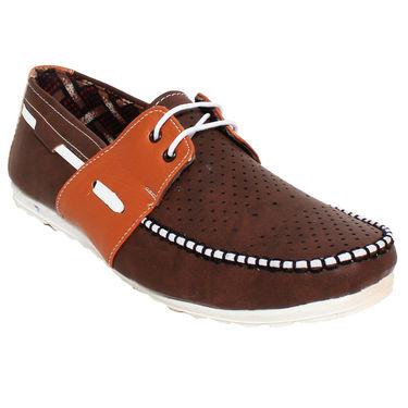 Detak Pvc Loafers Shoes -Rocky14