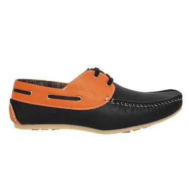 Detak Pvc Loafers Shoes -Rocky16
