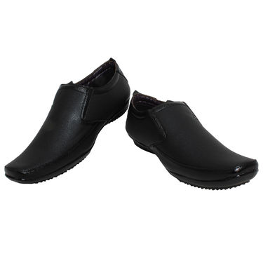Detak Synthetic Leather Formal Shoes -Rocky21