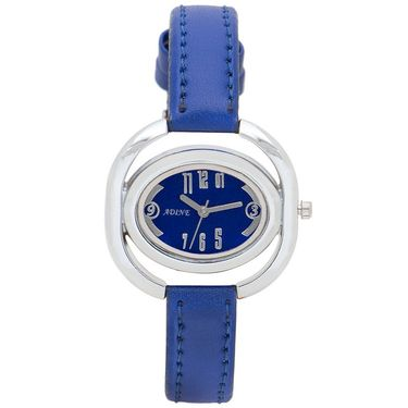 Adine Analog Wrist Watch For Women_Ad1240bb - Blue