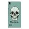 Snooky Digital Print Hard Back Case Cover For Huawei Ascend P6 Td12030
